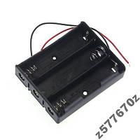 Отсек для батарей 18650 x 3 с проводами