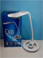 Led лампа настольная Lumen office 6W белая