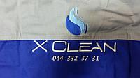Вышивка  логотипа на текстиле