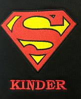 Вышивка  логотипа на ткани