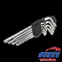 Ключи шестигранные  EXPERT TRADE 180мм / н-р 9шт (220601)