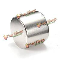 У N50 сильный малый диск круглый магнит цилиндра 25 x 20 мм
