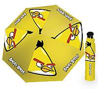 Зонт Angry Birds большой складной. Оригинал.