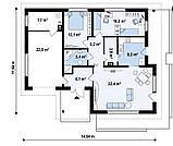 Проект Дома № 3,35, фото 2