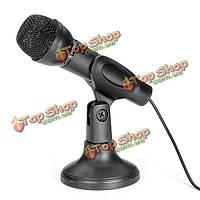 Сеть караоке-микрофон для ПК мультимедийные приложения