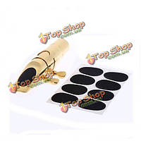 8шт 0.3мм riyin альт-саксофон мундшт подушки