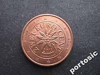 2 евроцента Австрия 2011