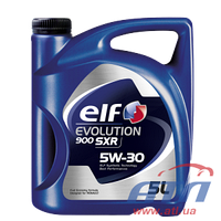 ELF EVOLUTION 900 SXR 5W30 SL/CF 5 л