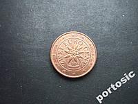 2 евроцента Австрия 2004
