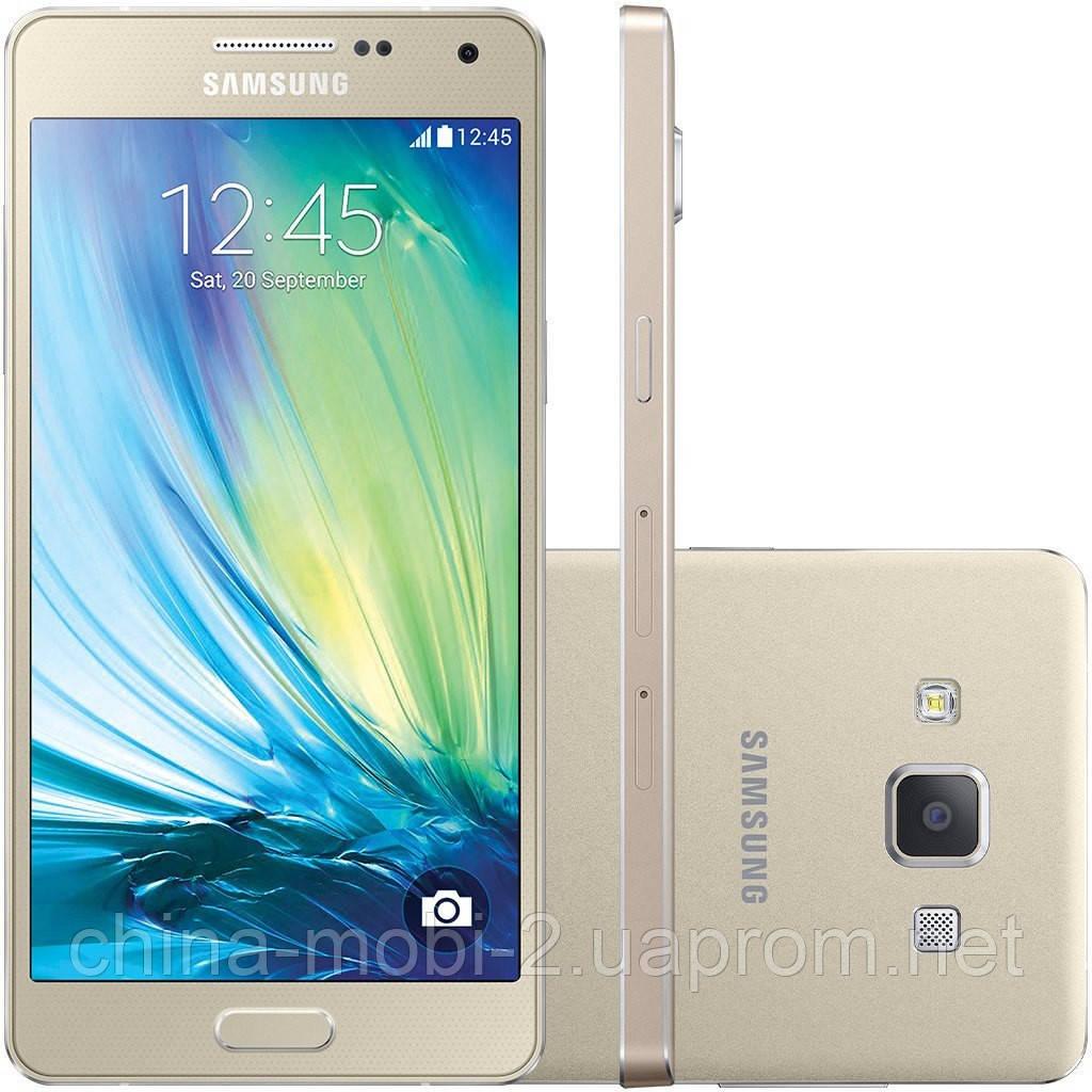 Смартфон Samsung Galaxy A5 16GB A500 Champagne Gold