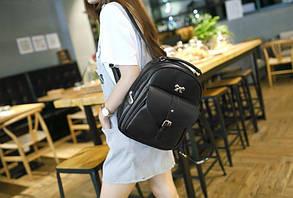 Нежный рюкзак с милым бантиком, фото 3