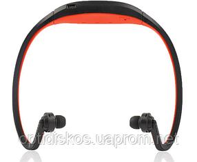 Спортивные Bluetooth наушники Красный, фото 2
