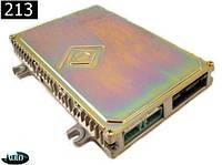 Электронный блок управления (ЭБУ) Honda Civic 1.5 16V 91-97г (D15B2)