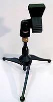 Настольная микрофонная стойка + микрофонный держатель WEST