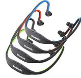Спортивные Bluetooth наушники Зеленый, фото 4