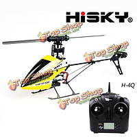 Hisky hfp100 версии v2 4-канальный 6 осевой гироскоп flybarless вертолет с ч-4-й квартал в формате rtf