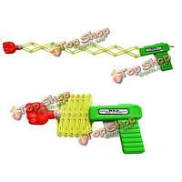 2шт кулак телескопической пистолет пистолет детские игрушки классические детские воспоминания