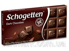 Шоколад Schogеtten «Dark Chocolate» (черный) 100 г