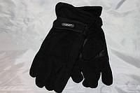 Флисовые мужские перчатки