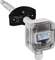 KFTF-I_DISPLAY - канальный датчик влажности и температуры с дисплеем