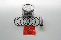 Поршень кольца палец на мотоблок (двигатель бензиновый 168F) диаметр 68 мм 1 ремонт
