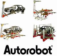 Рихтовочное оборудование Autorobot Финляндия