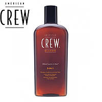 Засіб по догляду за волоссям і тілом American Crew Shampoo, Conditioner and Body Wash 3 in 1 ml 450