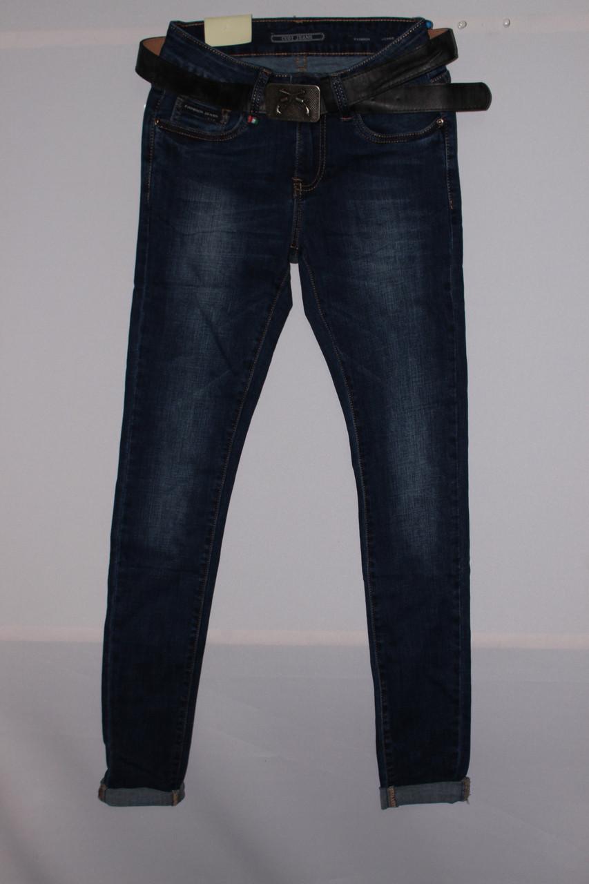09dd246069a Женские джинсы американка высокая талия Cudi (Код  9876) в наличии 26 размер