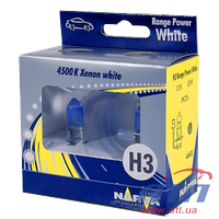 Лампа 48602 H3 12V 55W Range Power White