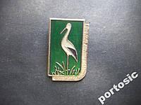 Значок  Украинское общество охраны природы
