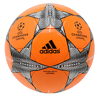 Мяч футбольный size 5/4 Adidas 2015 UEFA Champions League Glider Football