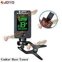 JOYO JT-01 тюнер для Акустической гитары метроном