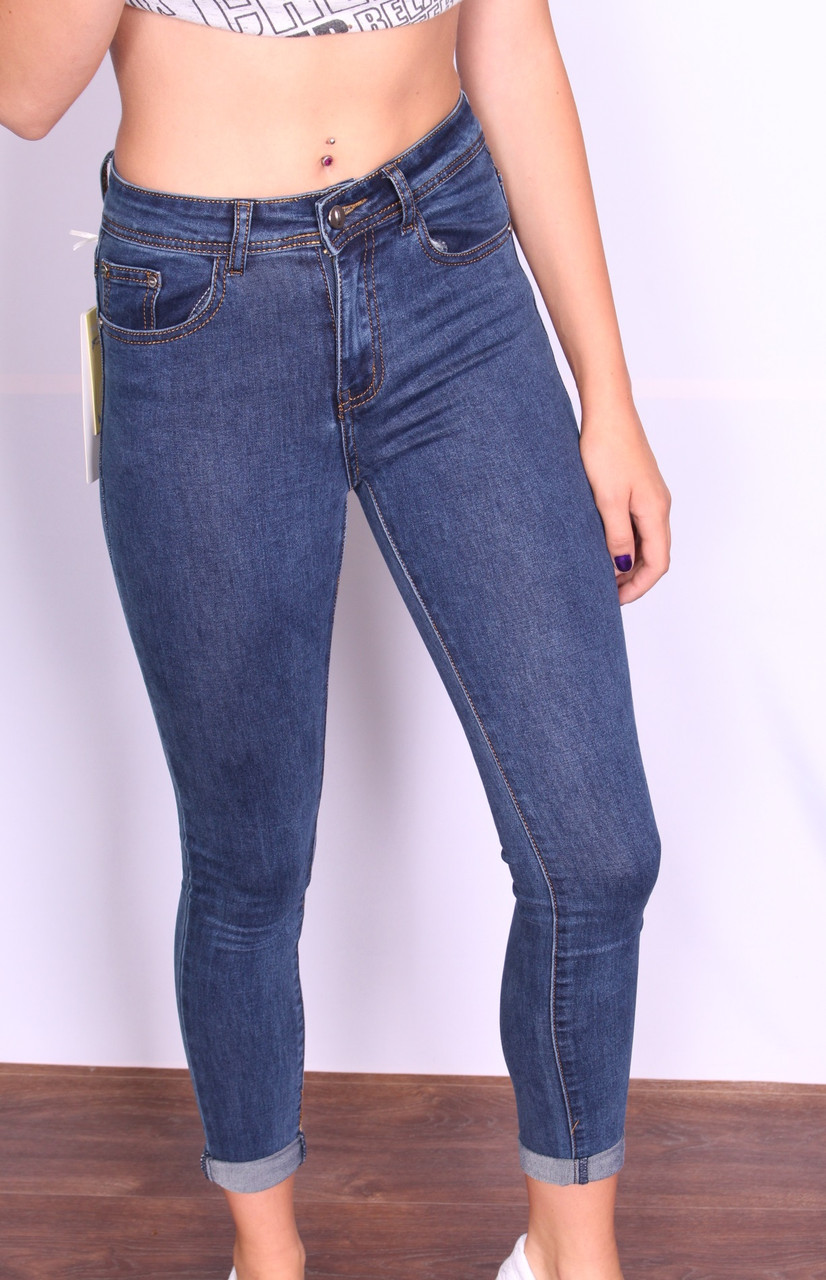 cb760d0723e Женские джинсы с высокой посадкой Cudi   продажа