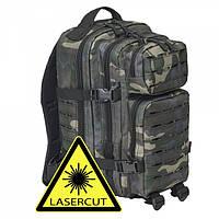 Рюкзак Brandit US Cooper Lasercut medium Darkcamo