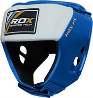 Боксерский шлем для соревнований, RDX Blue