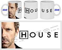 Кружка чашка House M.D. Доктор Хаус