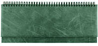 Планинг недатированный ECONOMIX CARIN, зеленый, E21739-04