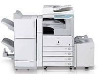 Черно-белое лазерное  МФУ Canon iR3235N, принтер, сканер, копир формата А3, фото 1