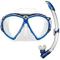 Набор для снорклинга маска Technisub Favola + трубка Zephyr