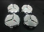 Mercedes C-Klass W205 Колпачки в оригинальные диски 71 мм (4 шт)