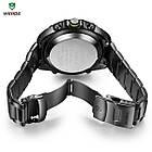 Мужские спортивные часы Weide WH-3403 black, фото 7