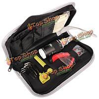 Prefox tk002 комплект гитара аксессуары обслуживания ножницы тюнеры