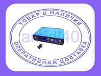 Внешняя USB звуковая карта 5.1 S/PDIF, аппаратная