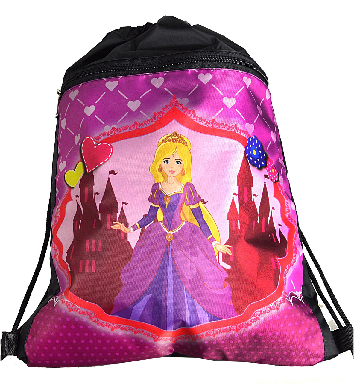 Сумка для сменной одежды Принцессы 1-7822