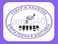 Набор USB шнуров и переходников 7в1 Firewire AM BM