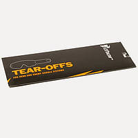 Сменные пленки для мотоочков THOR Tearoffs 10PK