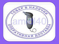 Алкотестер цифровой, высокоточный + 4 мундштука