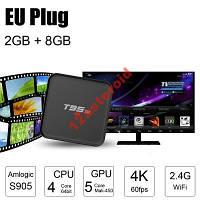 Медиаплеер:Sunvell Т95M AML S905 2/8G (лучше чем MXQ и MXIII 2G)порт MINIX NEO U1(!!!)