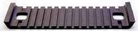 Подрельсовая прокладка ПРБ-3 (ЦП 328) на шпалу КБ (УКРАИНА)