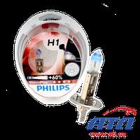 Лампа 12258VPS2 H1 55W 12V VISION PLUS +60%